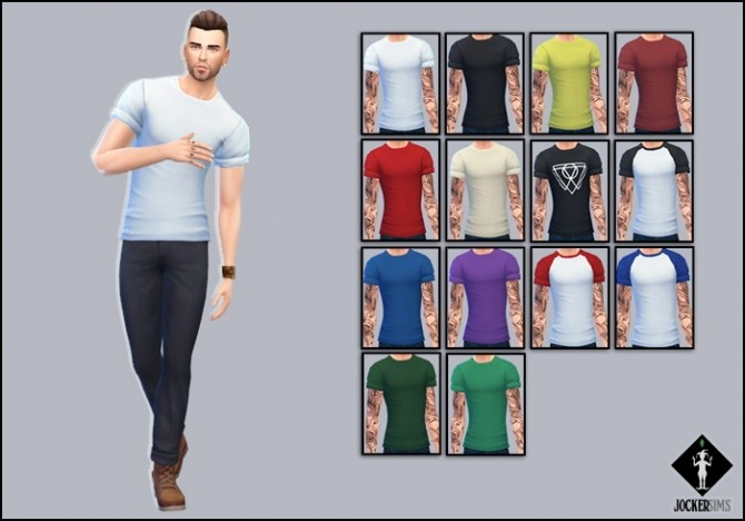 Wish you were here t shirt at Jocker Sims image 1475 670x468 Sims 4 Updates