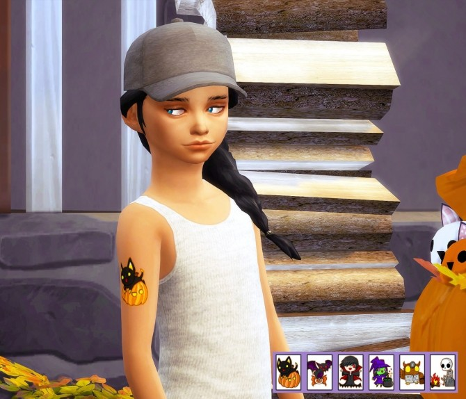 Sims 4 Halloween stuff at Dani Paradise