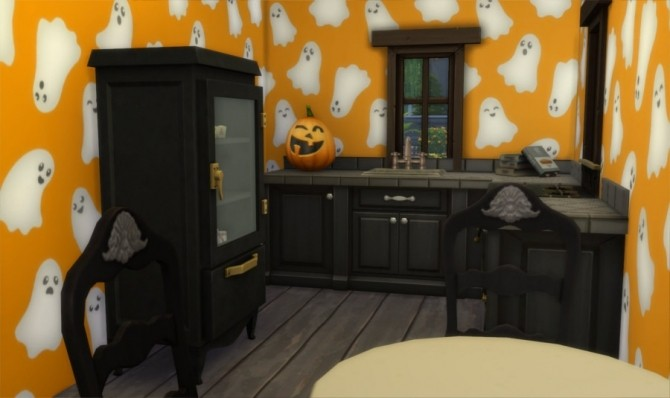 Halloween witch house by Bloup at Sims Artists image 15513 670x398 Sims 4 Updates