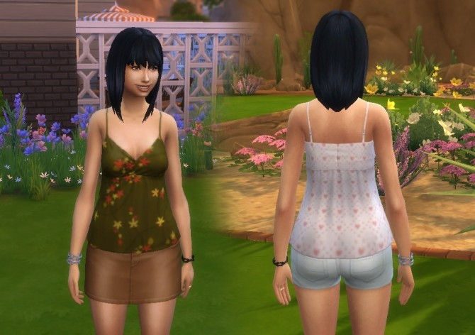 Sims 4 Maxi Top at My Stuff