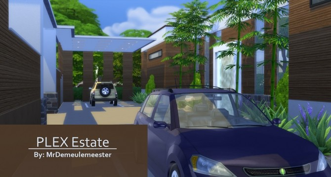 PLEX Estate by MrDemeulemeester at Mod The Sims image 1608 670x358 Sims 4 Updates