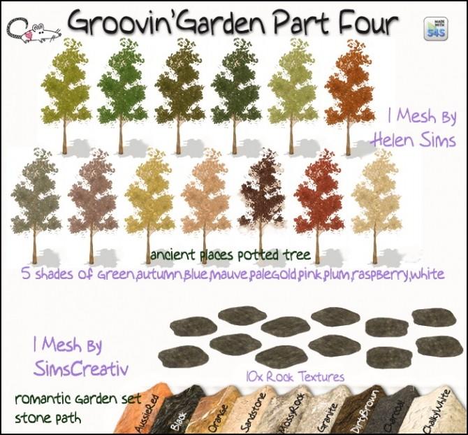 Sims 4 Groovin'Garden Part 4 at Loverat Sims4