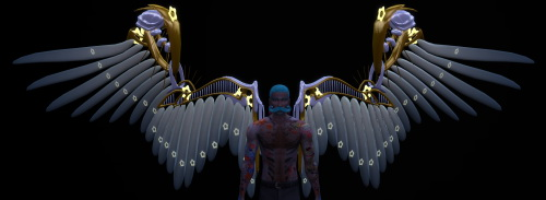 Twinkle Star Wings at Untraditional NERD image 1673 Sims 4 Updates