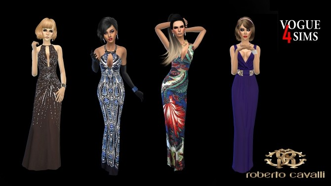 Fashion sets (PAY) at Vogue4Sims image 17211 670x377 Sims 4 Updates
