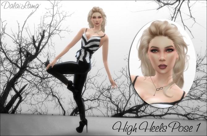 High Heels Poses by DalaiLama at The Sims Lover image 17214 670x442 Sims 4 Updates