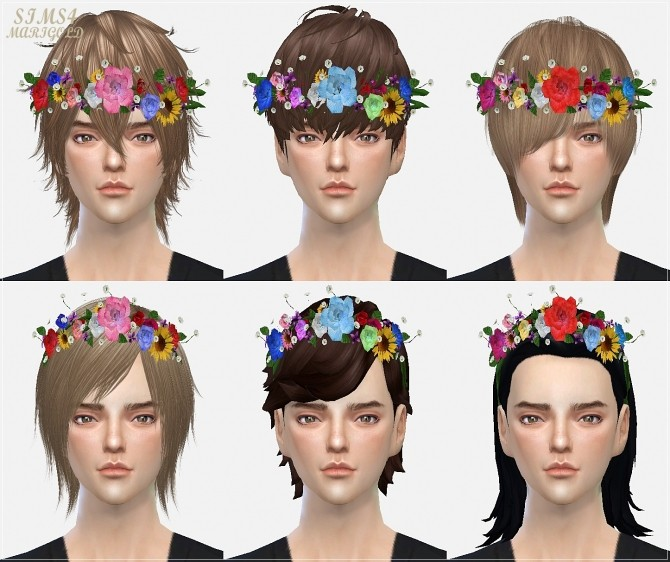 Flower crown at Marigold image 18120 670x562 Sims 4 Updates
