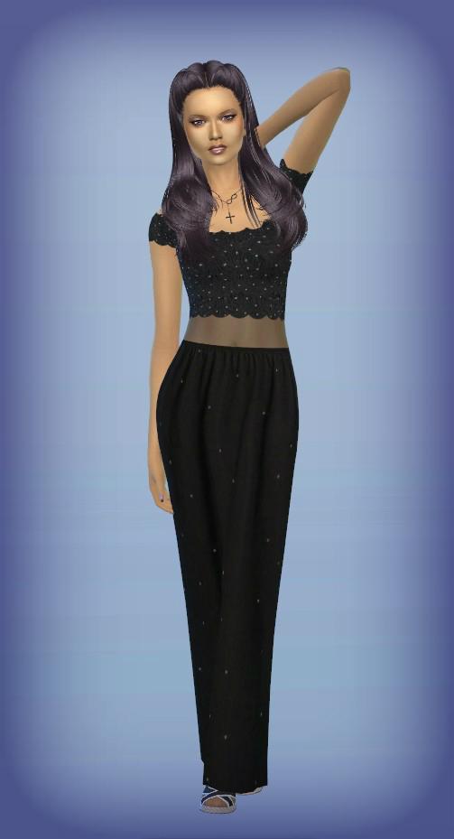 Sims 4 Kim by Moni at ARDA