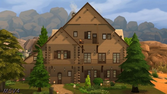 Multiple houses at Manine Sim Vallee image 18216 670x378 Sims 4 Updates