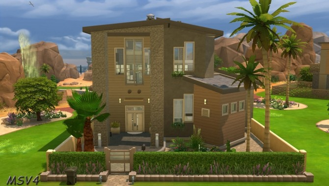 Multiple houses at Manine Sim Vallee image 18412 670x378 Sims 4 Updates