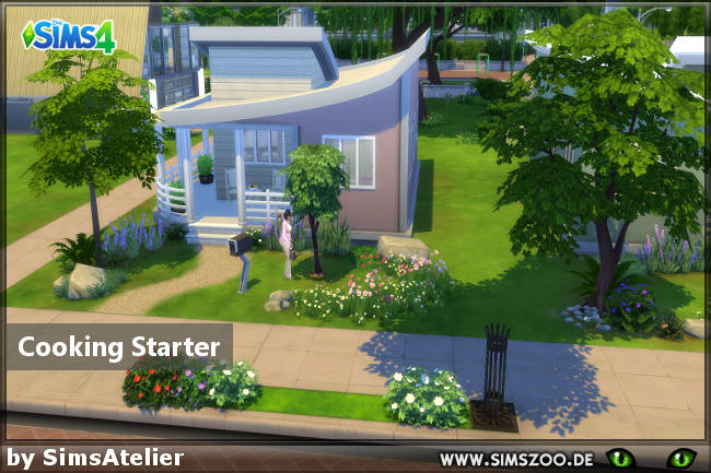 Cooking Starter By Simsatelier At Blacky S Sims Zoo Sims 4 Updates