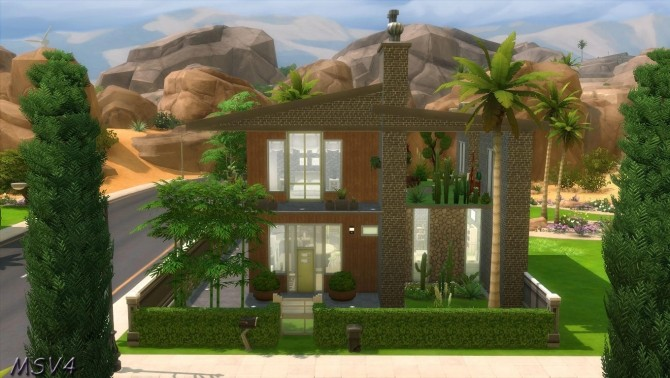 Multiple houses at Manine Sim Vallee image 18712 670x378 Sims 4 Updates