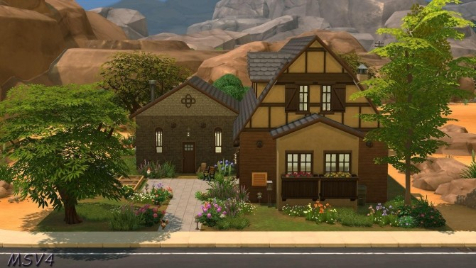 Multiple houses at Manine Sim Vallee image 18912 670x378 Sims 4 Updates