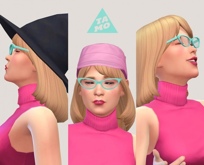 Sims 4 Nicey Nice Bob at Tamo