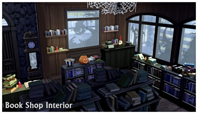 Halloween Town A Story Build And Stuff Pack At