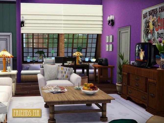 Friends MR 26 items by Kiolometro at TSR image 2039 670x503 Sims 4 Updates