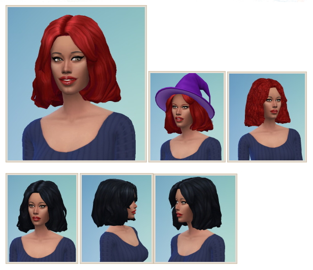 Sims 4 Sweet Chin Hair at Birksches Sims Blog