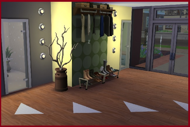 Sims 4 Rosalie house by Kosmopolit at Blacky's Sims Zoo