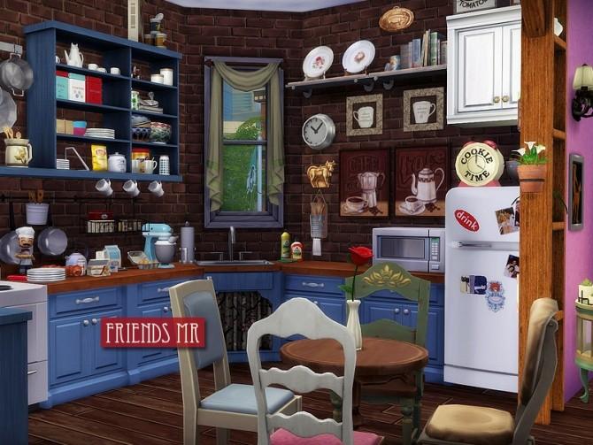 Friends MR 26 items by Kiolometro at TSR image 2135 670x503 Sims 4 Updates