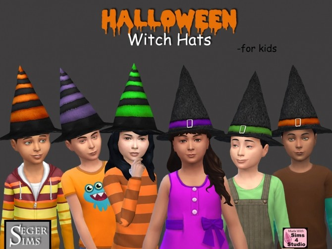Halloween Fun for Kids! at Seger Sims image 21411 670x503 Sims 4 Updates