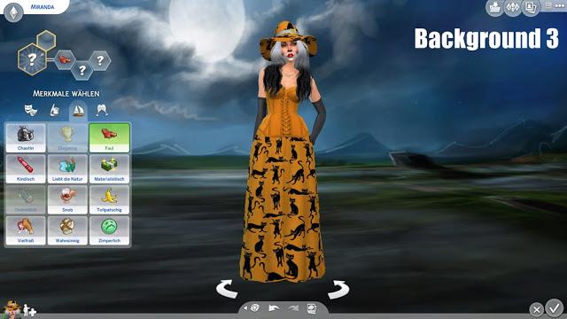 Halloween Cas Backgrounds At Annett S Sims 4 Welt 187 Sims 4
