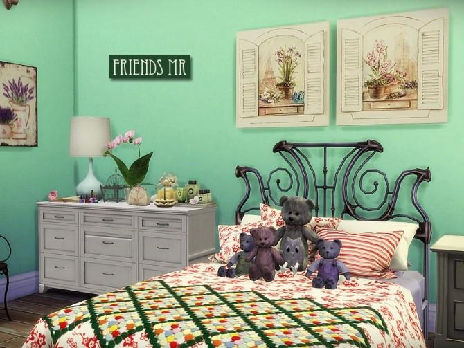 Friends MR 26 items by Kiolometro at TSR image 2229 670x503 Sims 4 Updates