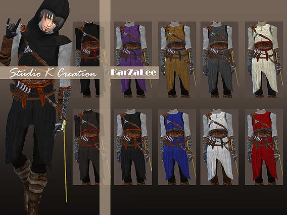 Assassin S Creed Alta 239 R Full Outfit At Studio K Creation