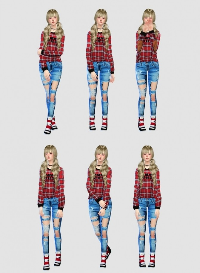 Poses #2 at Rinvalee image 2273 670x913 Sims 4 Updates