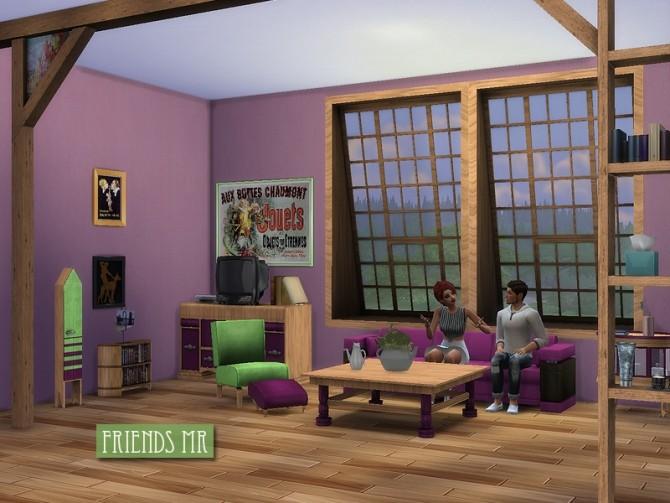 Friends MR 26 items by Kiolometro at TSR image 2327 670x503 Sims 4 Updates