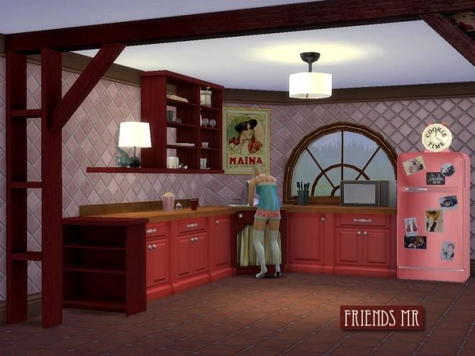 Friends MR 26 items by Kiolometro at TSR image 2423 670x503 Sims 4 Updates