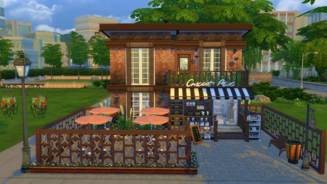 Grocery Store at Dinha Gamer image 2433 670x377 Sims 4 Updates