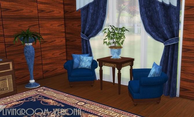 Verona livingroom by Hellen at Sims Creativ image 2464 670x405 Sims 4 Updates