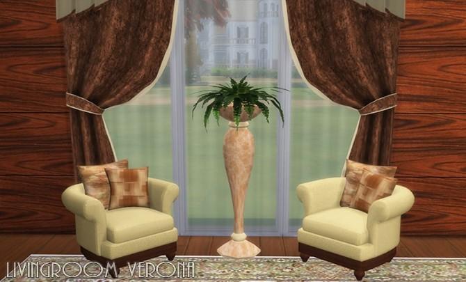 Verona livingroom by Hellen at Sims Creativ image 2484 670x405 Sims 4 Updates