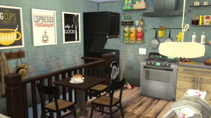 Grocery Store at Dinha Gamer image 2492 670x377 Sims 4 Updates