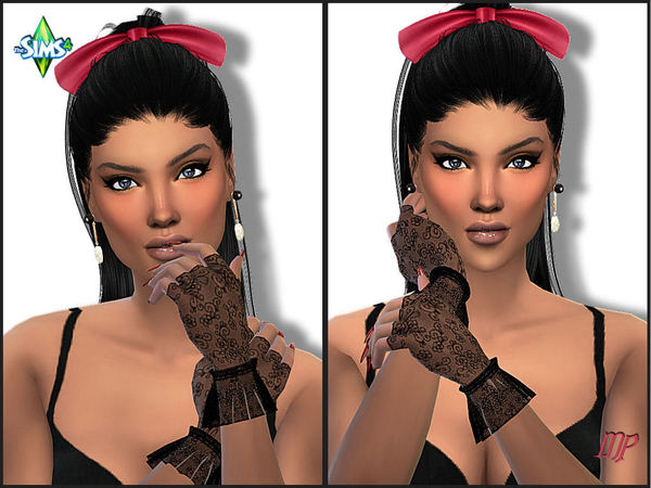 Sims 4 4 Simple Close Ups by MartyP at TSR