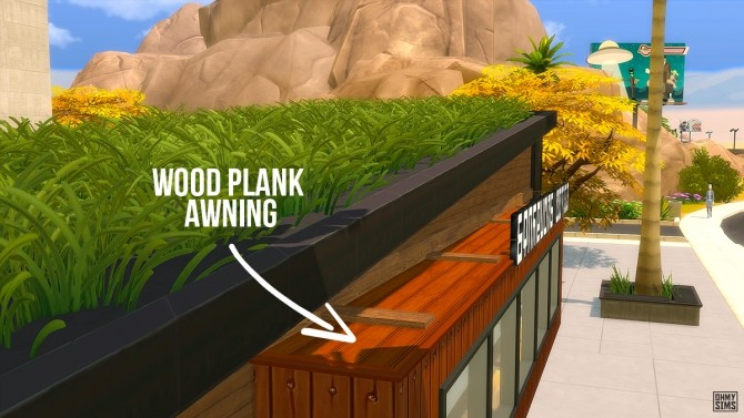 Moar Awnings At Oh My Sims 4 187 Sims 4 Updates