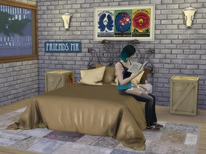 Friends MR 26 items by Kiolometro at TSR image 2517 670x503 Sims 4 Updates