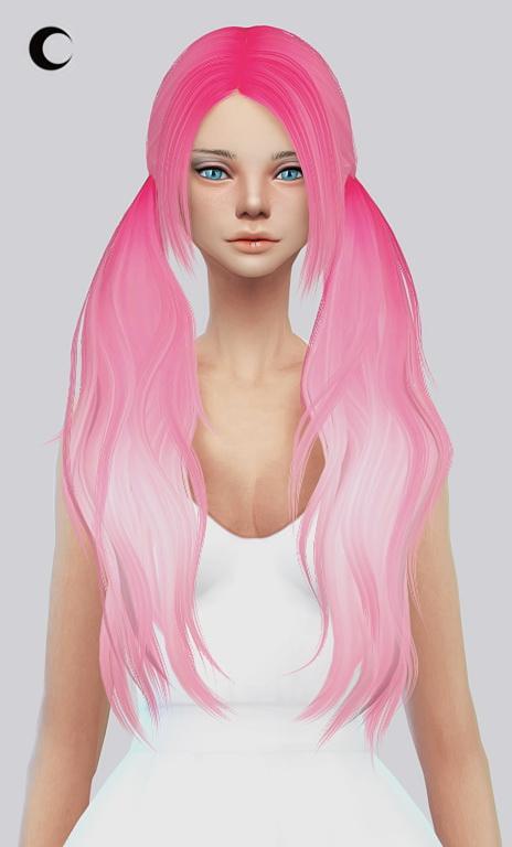 Baby Doll Hair Retexture At Kalewa A 187 Sims 4 Updates