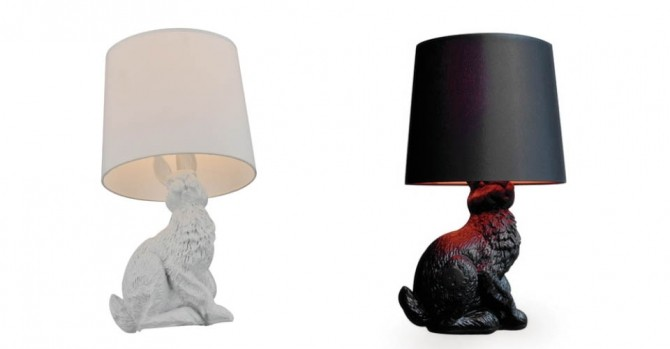 Sims 4 Rabbit Lamp at Meinkatz Creations