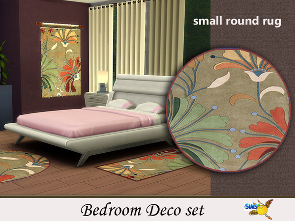 Bedroom set 3 by Evi at TSR image 2916 Sims 4 Updates