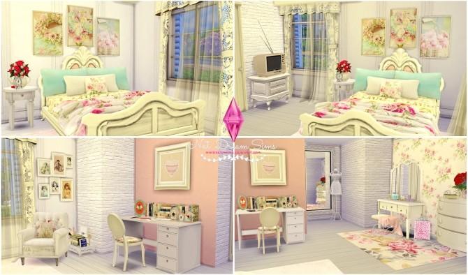 Sims 4 Simple Life house at Nat Dream Sims