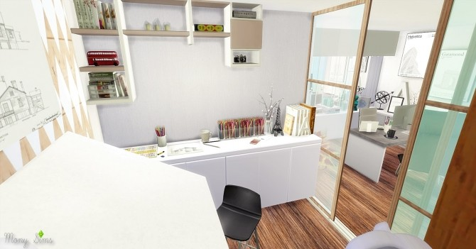 architect home office. Young Architect Home Office At Mony Sims