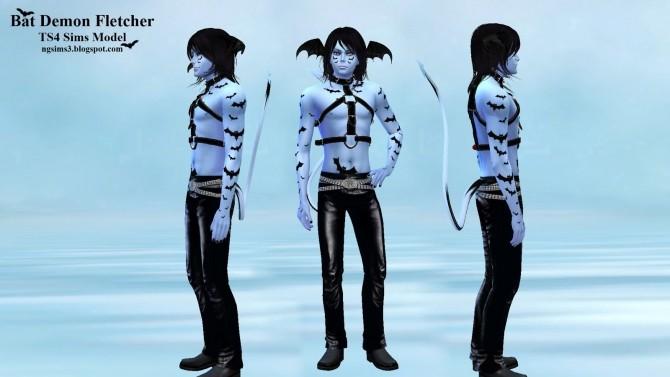 Bat Demon Fletcher at NG Sims3 image 495 670x377 Sims 4 Updates