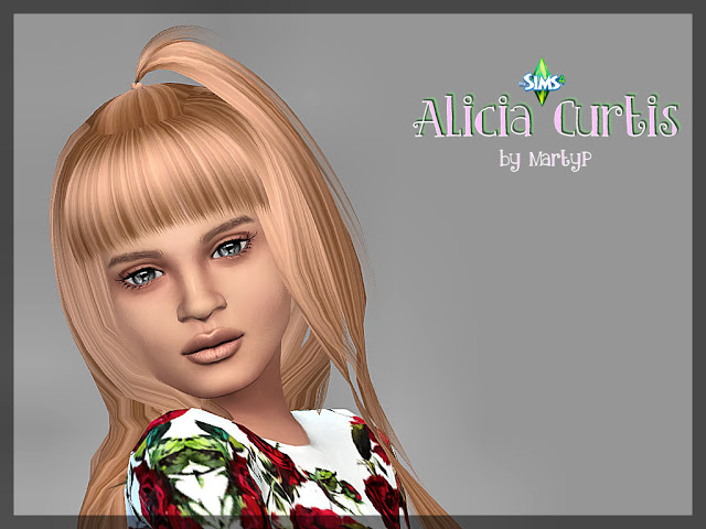Alicia Curtis at BTB Sims – MartyP image 552 Sims 4 Updates