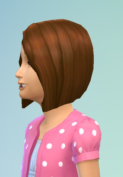 Sims 4 Girly Bob at Birksches Sims Blog