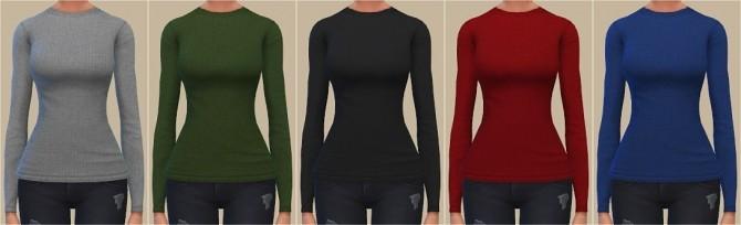 Sims 4 Tori Sweater at Veranka