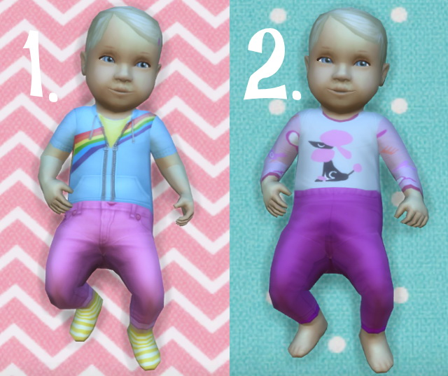 the sims 2 how to get a baby girl