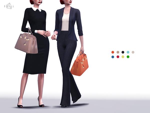 Sims 4 Handbag by starlord at TSR