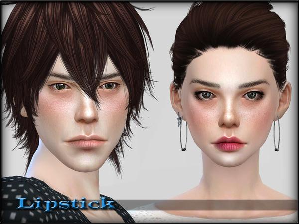 Sims 4 Lips Set 17 by ShojoAngel at TSR
