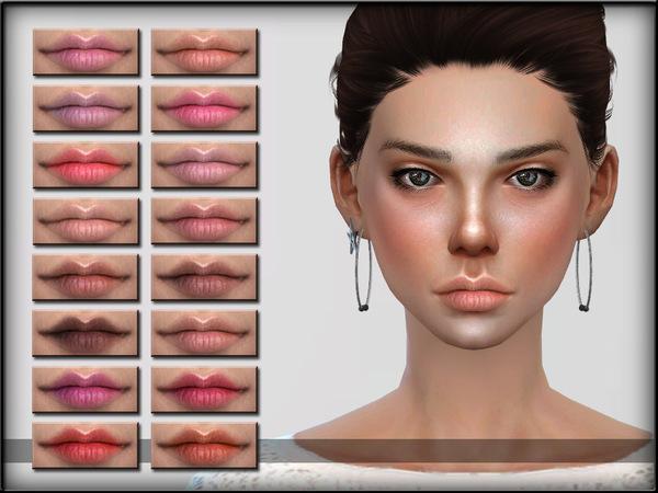 Lips Set 17 by ShojoAngel at TSR image 668 Sims 4 Updates