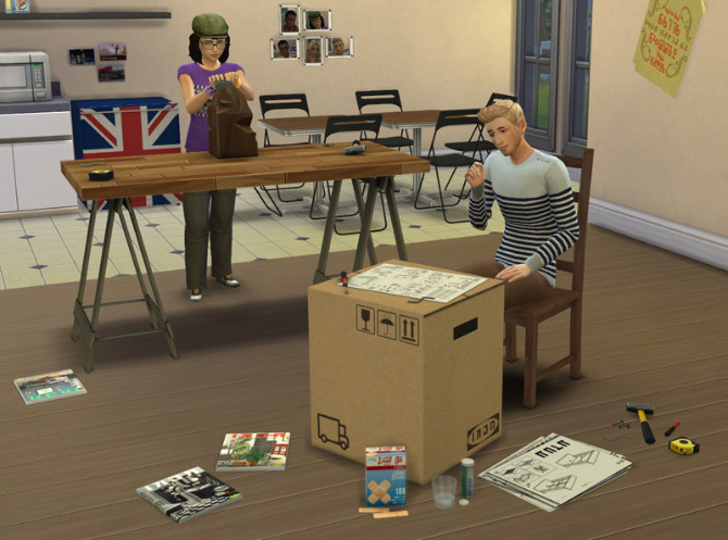 IKEA Assembly Kit at Around the Sims 4 image 6816 670x497 Sims 4 Updates